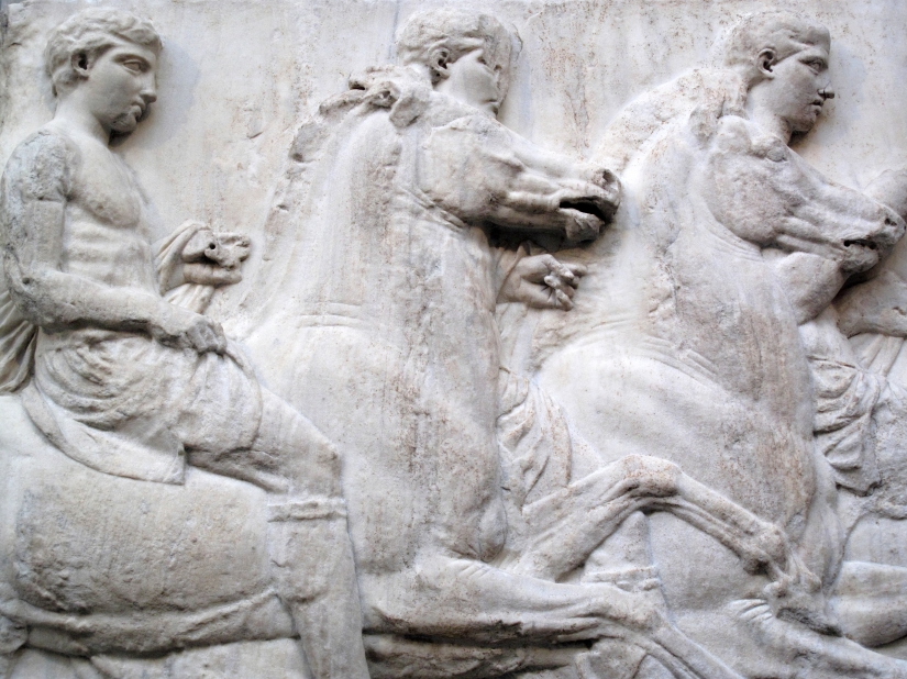 UK rejects Greece's appeal to negotiate the return of the ever-controversial Elgin marbles